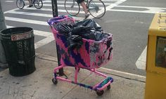 Guerilla Knits in NYC
