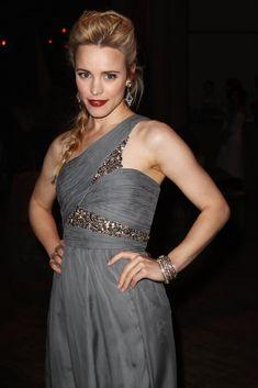 Smart Rachel McAdams ...Ritzy Hairstyles...