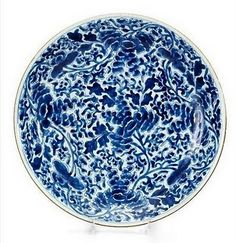 Blue and White antique Chinese Porcelain