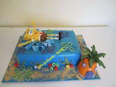 SpongeBob — Children's Birthday Cakes