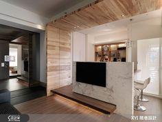 不到 15 坪的夢幻格局!就能給你 2 房 2 廳還有專屬更衣空間-設計家 Searchome