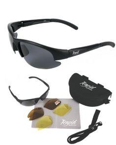 841771a3bd Rapid Eyewear Black UV400 DRIVING   MOTO SUNGLASSES