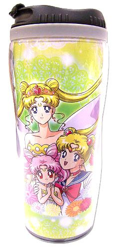 Official Sailor Moon R anime tumbler! Shopping links and info here http://www.moonkitty.net/buy-new-sailor-moon-tumblers.php