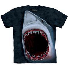 The Mountain: Shark Bite Tee