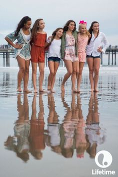 Image result for dance moms gymnastics at the beach