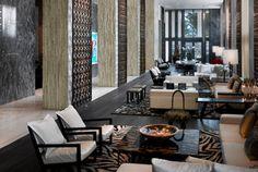 W South Beach- Lobby