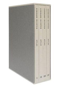 Gerhard Richter: Atlas, in Four Volumes | Gerhard RICHTER | 1st Edition