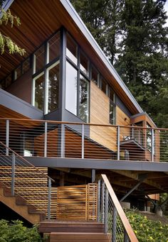 Herron Island Retreat / First Lamp Architecture