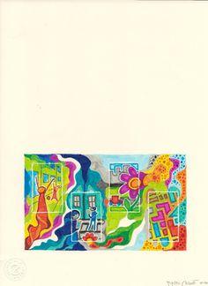 Die Blumenwiesenfee Illustration 34 Projekte Illustration, Painting, Fairy, Projects, Painting Art, Paintings, Illustrations, Painted Canvas, Drawings