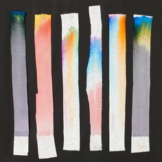 Crayola® Chromatography Craft #kids #crafts #sciencefair #schoolproject