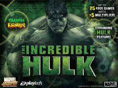 Play Incredible Hulk Slots
