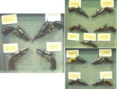 Avenging Angel revolvers