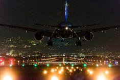 Landing into the light by Takk B, via 500px