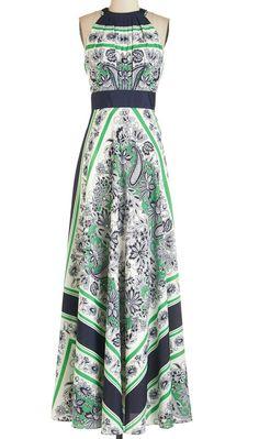 Garden Terrace Dress | Mod Retro Vintage Dresses | ModCloth.com