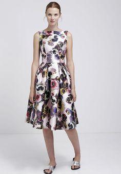c478ba4653 Chi Chi London Cocktailkleid   festliches Kleid - multi für 42