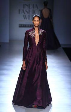 #Farbbberatung #Stilberatung #Farbenreich mit www.farben-reich.com Anju Modi at Amazon India Fashion Week autumn/winter 2017
