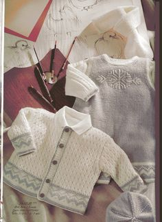 Baby Knitting Patterns, Baby Cardigan Knitting Pattern, Knitting For Kids, Baby Patterns, Girls Sweaters, Baby Sweaters, Baby Outfits, Toddler Cardigan, Baby Pullover