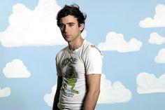 Sufjan Stevens, one of the most prolific songwriters of this generation.  And quite easy on the eyes if I do say so myself! <3