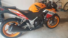 For Sale 2013 CBR250R (ABS) Repsol Edition (2nd Owner) | sport bikes | City of Toronto | Kijiji
