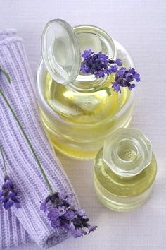 Lavender Oil  The uses of lavender are endless. Lavender is a must-have for all homes because of its calming, antibiotic, antiseptic, disinfectant, antiviral and anti-inflammatory properties. It is good for treating or aiding in the treatment of a number of health problems.    By mixing lavender with water, it can be sprayed on surfaces and used as a household disinfectant, and applying it to the skin can deter insects.