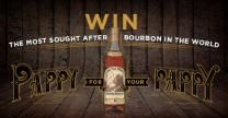 Win a bottle of Pappy Van Winkle, the most sought after #Bourbon in the world. #PappyForYourPappy  | @Caskers