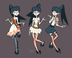 99 Outfits by oxboxer.deviantart.com on @deviantART