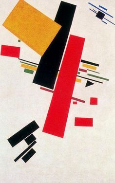 Russian Constructivism - Kazimir Malevich ~ Dynamic Suprematism - completely eliminated the object. Flatly extended rectangles and strips float in continuous interrelation in space Mondrian, Museum Ludwig Köln, Giacometti, Russian Constructivism, Kazimir Malevich, Russian Avant Garde, Art Moderne, Wassily Kandinsky, Russian Art
