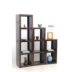 Home Sparkle Cubical Wooden Wall Shelf   wall decor   Pinterest ...