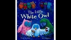 The Little White Owl, via YouTube.