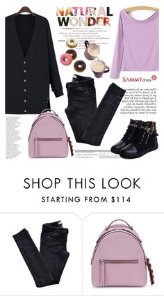 """SD"" by helenevlacho ❤ liked on Polyvore featuring Anja, Vanessa Bruno Athé, Fendi, women's clothing, women, female, woman, misses, juniors and sammydress"
