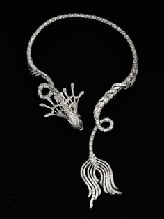 Van Cleef and Arpels necklace...vintage fabulous of course!