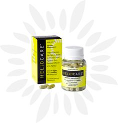 Heliocare is a simple, one-a-day dietary supplement made with Fernblock® Polypodium leucotomos extract. Learn more about Heliocare today. Dermatologist suggested using this as a natural internal sun protectant!
