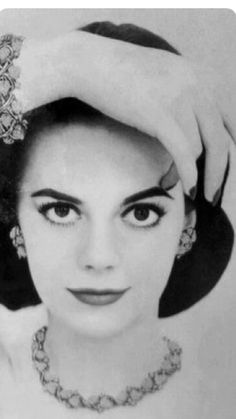 The beautiful Natalie Wood