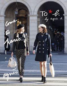 パリジェンヌのようなトレンチコートの着こなしを。〈トゥービー バイ アニエスベー〉がキャンペーン開催 〈トゥービー バイ アニエスベー(To b. by agnès b.)〉は3月8日(水)~28日(火)の期間、トレンチコートをテーマにした「come to Paris!」キャンペーンを開催する。 トゥービー バイ アニエスベーは今季、人気のトレンチコートコレクションにてスタンダードなベージュのトレンチコートに加え、新たに白ボタンをあしらったネイビーのマリンコートを展開。定番アイ...