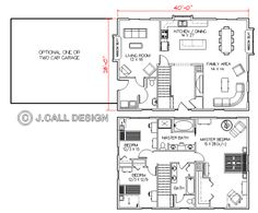 http://198.57.191.114/~jcalldes/images/2517b.gif floor plan for cottage style high posted cape