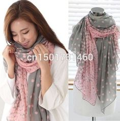 New Fashion Lady Soft Scarves Women's Long Candy colors Scarf Wraps Shawl Stole