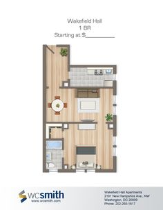 2 Bedroom Apartments For Rent In Dc Custom 2 Bedroom 2 Bath Floor Plan  The Oaks In Southeast Washington Dc Design Ideas