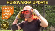HUSQVARNA UPDATE - CHAINSAWS & SAFETY GEAR