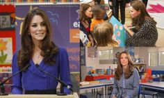 Kate Middleton, Duchess of Cambridge (March 2015) - The Times Time started a Mind campaign message