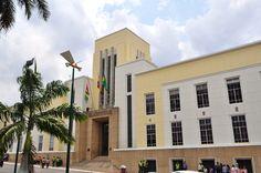 Colombia - Gobernación de Santander, ubicada en Bucaramanga.
