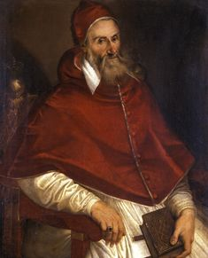"""Cardinal Giovanni Angelo Medici later Pope Pius IV March 1499 – 9 December portrait by Bartolomeo Passarotti. A representation of the Pope whom is a figure described in my book """"Planters Book of Cora,"""" Council Of Trent, Battle Of Lepanto, Profession Of Faith, Elisabeth I, Catholic Memes, Muslim Brotherhood, Holy Roman Empire, Today In History, Pope Francis"""