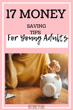 Are you a young adult looking to save some huge amount of money pretty fast? If so, here are 17 effective money saving tips that will get you good results fast. #moneysavingtips #howtosavemoney #howtosavemoneyfast #howtosavemoneyonalowincome #howtosaveforahouse #bestmoneysavingtips #moneysavingtipsongroceries #moneysavingtipsgroceries