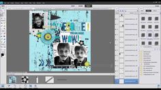 You Sir, Rock! ~ Watch Cheryl Scrap 45  I used a kit by Jenn Barrette to create this layout about my son and some mustaches he got at school. Total time to scrap this layout was 8 minutes.  High Five by Jenn Barrette http://www.sweetshoppedesigns.com/sweetshoppe/product.php?productid=30135&cat=0&page=1 Fonts are Stamp and Sue Ellen Francisco