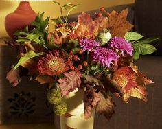 Podzimní dekorace
