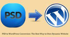 PSD To WordPress Conversion: The Best Way To Own Dynamic Website  http://www.psdtowordpressexpert.com/blog/psd-to-wordpress-conversion-the-best-way-to-own-dynamic-website