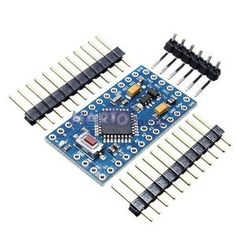 Nieuwe versie, Pro Mini 328  5V  16MHz ,  Arduino compatible Kwaliteitscomponenten en goed soldeerwerk. Met bootloader, plug and play. www.martoparts.nl