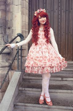 bee-scuit classic hime lolita