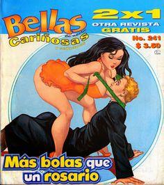 ¡Historietas Perversas!: Bellas De Noche, No. 241