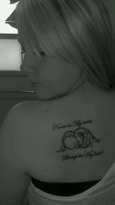 Tattoo for miscarriage Mum And Dad Tattoos, Baby Tattoos, Body Art Tattoos, New Tattoos, Tatoos, Sweet Tattoos, Miscarriage Tattoo, Miscarriage Awareness, G Tattoo