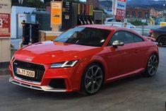 Nice Audi: 2017 Audi TT RS leaked  Cars Check more at http://24car.top/2017/2017/05/02/audi-2017-audi-tt-rs-leaked-cars/